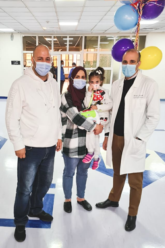 Pediatric kidney transplant